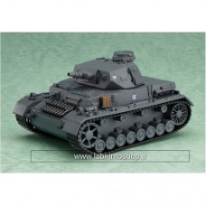 Nendoroid More: Girls und Panzer - Panzer IV AUSF. Tank