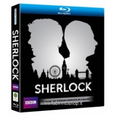 Sherlock - Stagione 01-03 (Standard Edition) (6 Blu-Ray)