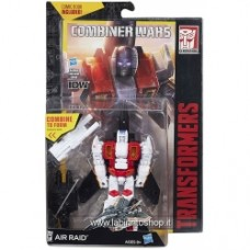 Transformers Generations Combiner Wars Deluxe Class Air Raid Figure
