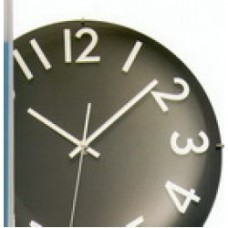 Orologio da parete nero