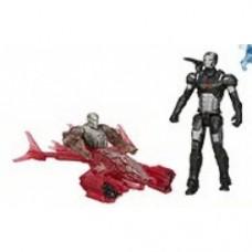 Avengers Age of Ultron - War Machine - 6,3 cm Action Figures