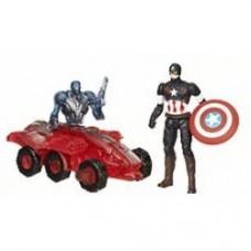 Avengers Age of Ultron - Captain America - 6,3 cm Action Figures