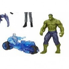 Avengers Age of Ultron - Hulk - 6,3 cm Action Figures