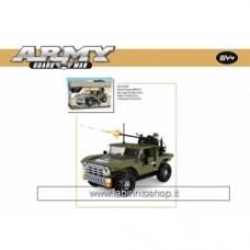Ausini - Army 22508 - Jeep grande Contraerea