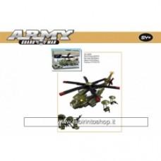 Ausini - Army 22606 - Elicottero Con Paracadutisti