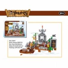 Ausini - Pirates 27601 - L'isola prigione