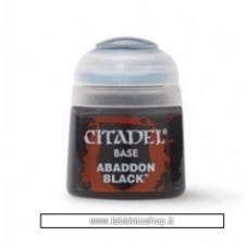 Citadel - Abaddon Black