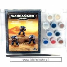 Citadel - Space Marine Activity Paint Set