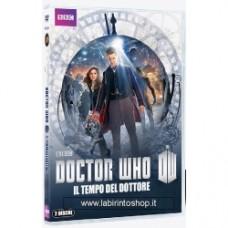 DOCTOR WHO - Il Tempo Del Dottore (DVD)