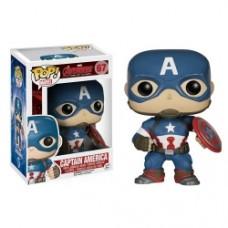 Avengers Age of Ultron Captain America Pop! Vinyl Bobble Head Fig