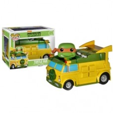 Teenage Mutant Ninja Turtles Van Pop Vinyl Vehicle
