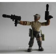 Mega Bloks - Call of duty - Personaggio - Hot Gun