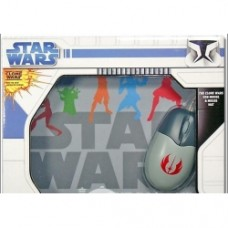 The Clone Wars USB Mouse & Mouse Mat