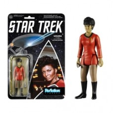 Star Trek Uhura ReAction 3 3/4-Inch Retro Action Figure