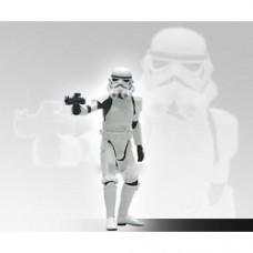star wars Metall Figure Stormtrooper Commander 11 cm