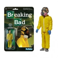 Breaking Bad Jesse Pinkman Cook ReAction 3 3 4-Inch Retro Action Figure