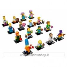 Simpson's minifigure Serie 2 completa