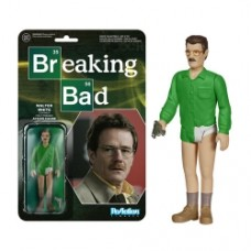 Breaking Bad Walter White ReAction 3 3 4-Inch Retro Action Figure