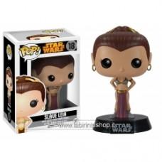 Star Wars Slave Leia Pop! Vinyl Figure Bobble Head