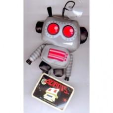 bobots spybot bambola grande (37cm circa)