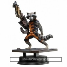Dragon Rocket Raccoon with Bonus Baby Groot 1:9
