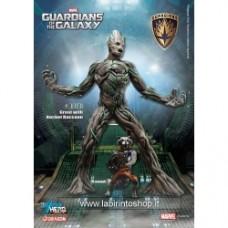 Guardians of the Galaxy Groot w/Rocket Raccoon