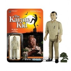 Funko Reaction: The Karate Kid - Mr. Miyagi Action Figure