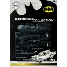 BATMOBILE 1966 DC COMICS