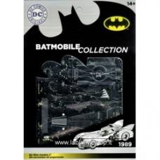 BATMOBILE 1989 DC COMICS