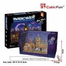 MAGIC BOX CAPODANNO LONDRA