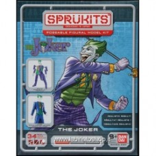 BANDAI sprukits Level 1 - The joker