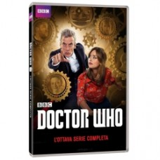 DOCTOR WHO - STAGIONE 08 (5 DVD)