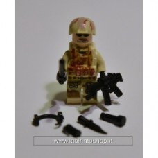 Brick-one Minifigure Desert - BeBop