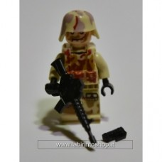 Brick-one Minifigure Desert - Fist