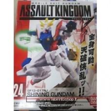 Gundam Assault Kingdom serie 6 SHINING GUNDAM
