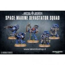 Warhammer 40.000 - Space Marine Devastators