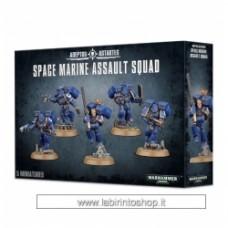 Warhammer 40.000 - Space Marine Assault Squad