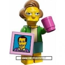 Simpsons Serie2: Edna Krabappel