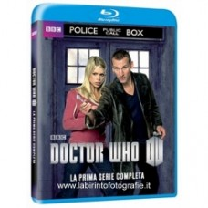 Doctor Who - Stagione 01 - Blu-ray