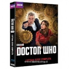 Doctor Who - Stagione 08 (5 Blu-Ray)