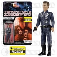 Terminator 2 T-1000 Final Battle ReAction 3 3/4 Inch Retro Action Figure Entertainment Earth Exclusive