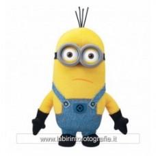 Despicable Me - Kevin Minion Plush Figure - 17 cm