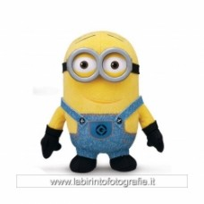 Despicable Me - dave Minion Plush Figure - 15 cm