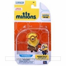 Minions Bored Silly Stuart Action Figure