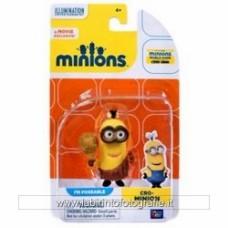 Minions Cro-Minion Action Figure