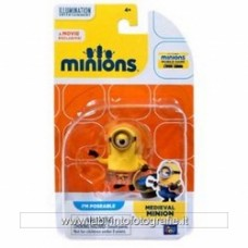 Minions Medieval Minion Action Figure