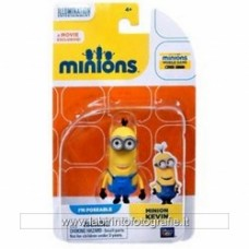 Minions Minion Kevin Action Figure
