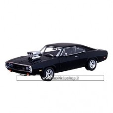 GreenLight Fast and Furious (2001) '70 Dodge Charger Vehicle (1:43 Scale)