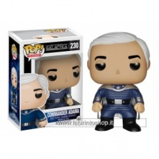 Battlestar Galactica Commander Adama Pop! Vinyl Figure