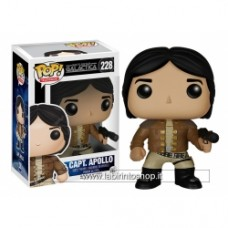 Battlestar Galactica Capt. Apollo Pop! Vinyl Figure